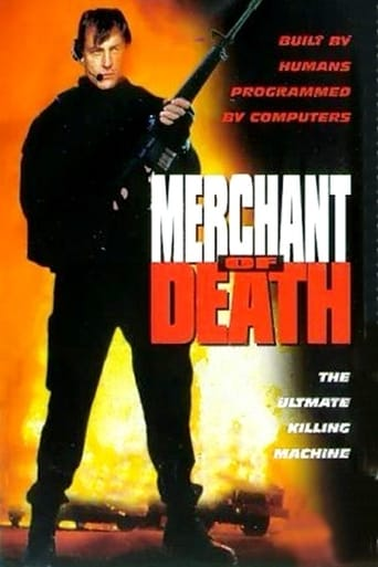 Poster of Merchant of Death