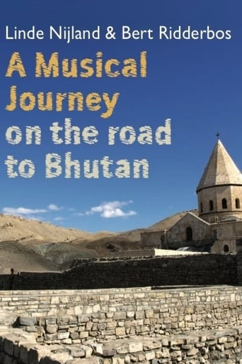 Poster of A Musical Journey: On the Road to Bhutan