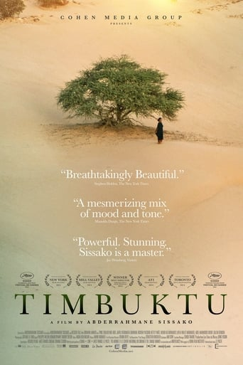 Poster of Timbuktu