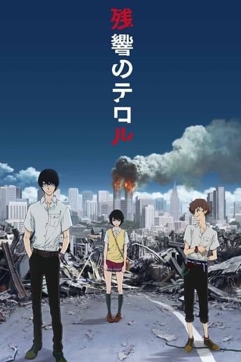 Poster of Terror in Resonance