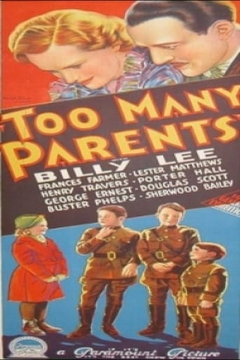 Poster of Too Many Parents