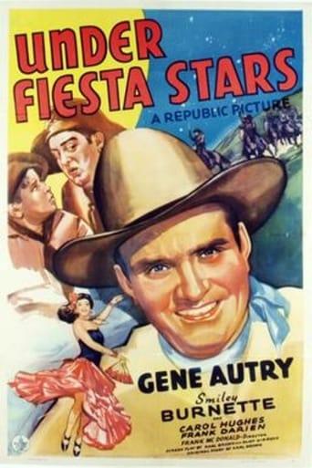 Poster of Under Fiesta Stars