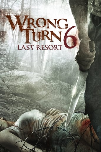 'Wrong Turn 6: Last Resort (2014)