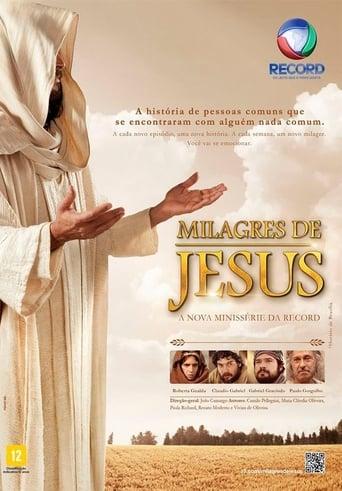 Poster of Milagres de Jesus - O Filme
