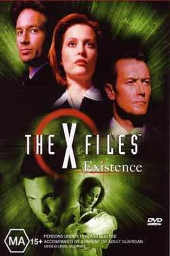 Poster of The X-Files : Existence