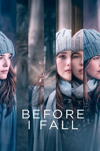 Poster of Before I Fall