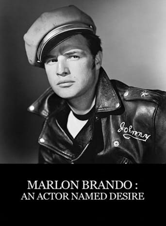 Poster of Marlon Brando: An Actor Named Desire