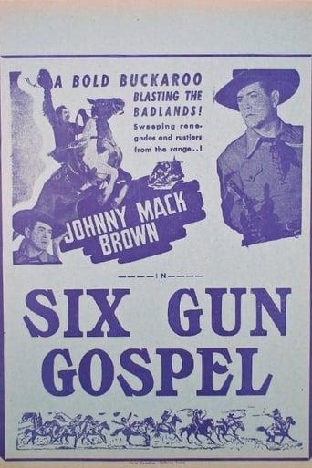Poster of Six Gun Gospel