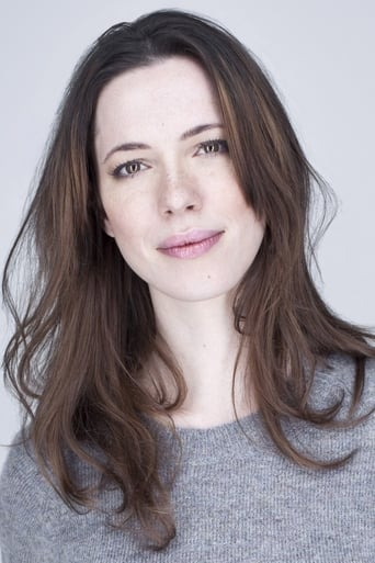 A picture of Rebecca Hall