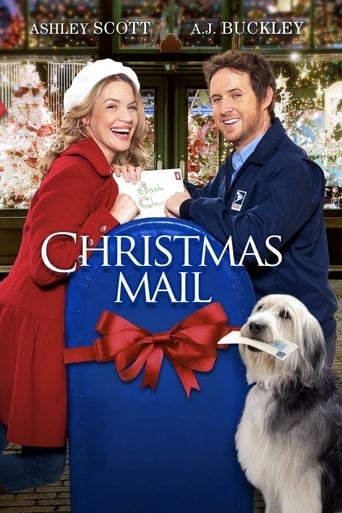 Poster of Christmas Mail