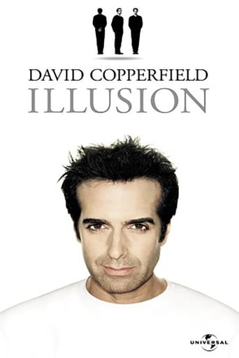 Poster of David Copperfield: Illusion