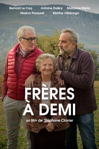 Poster of Frères à demi