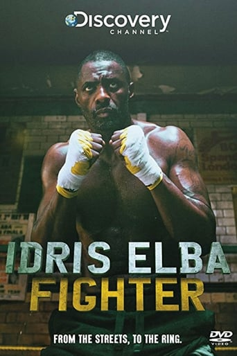 Idris Elba: Fighter Poster