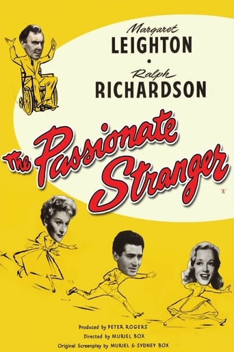 Poster of The Passionate Stranger