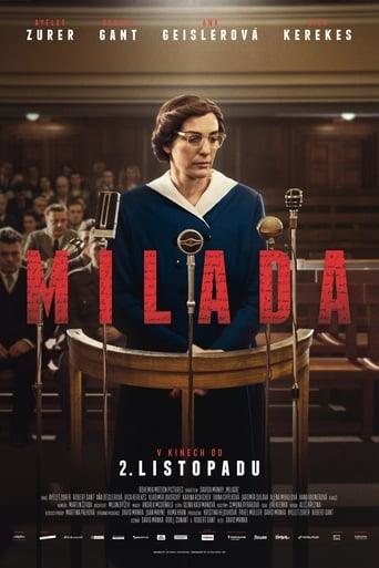 Film Milada streaming VF gratuit complet