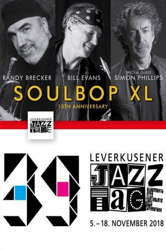 Soulbop XL  Randy Brecker  Bill Evans - Leverkusener Jazztage 2018 Movie Poster