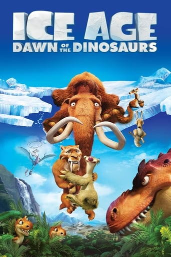 Ice Age: Dawn of the Dinosaurs (2009) - poster