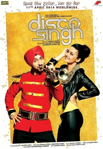 Poster of Disco Singh