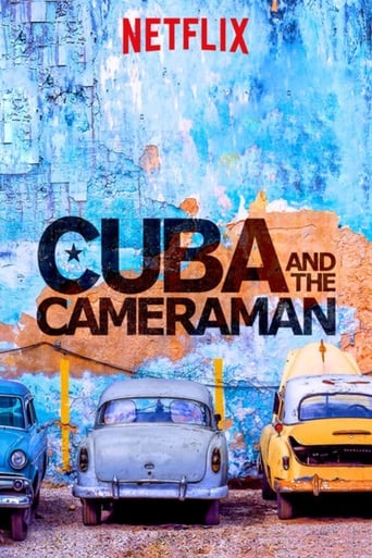 Cuba and the Cameraman - Poster