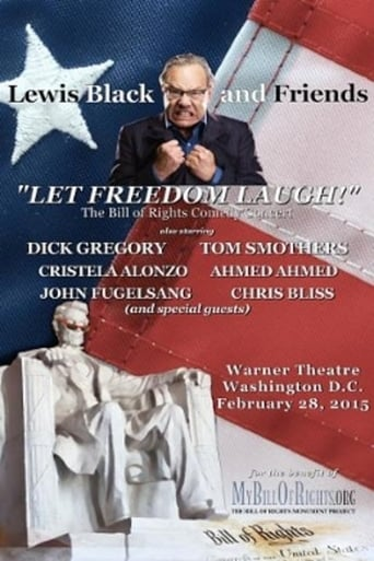 Watch Lewis Black & Friends - A Night to Let Freedom Laugh (Live in Washington D.C.) Free Movie Online