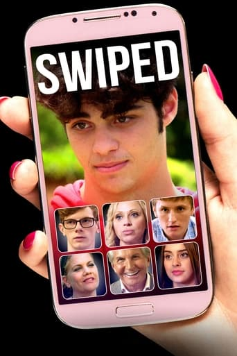 Swiped image
