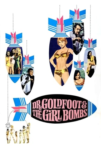 Poster of Dr. Goldfoot and the Girl Bombs