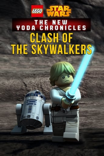 LEGO Star Wars: The New Yoda Chronicles - Clash of the Skywalkers poster