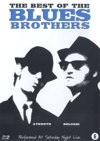 Poster of The Best of the Blues Brothers