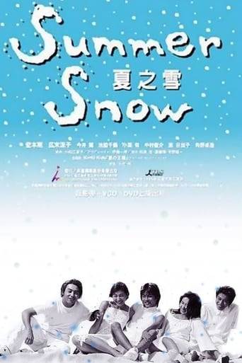 Summer Snow Movie Poster