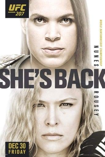 Watch UFC 207: Nunes vs. Rousey Online Free Putlockers
