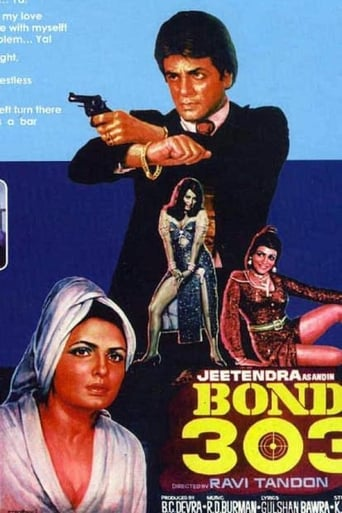 Watch Bond 303 Online Free Putlocker