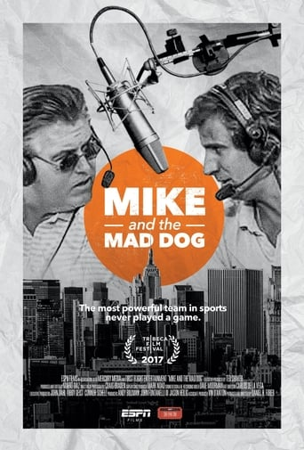 Mike and the Mad Dog poster
