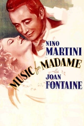 Poster of Music for Madame