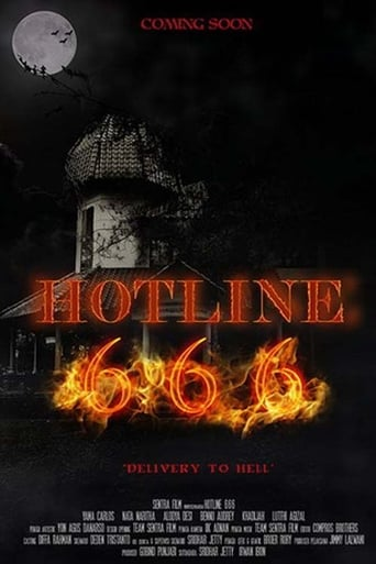 Poster of Hotline 666: Delivery to Hell