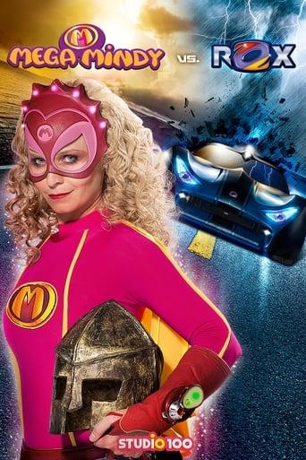 Poster of Mega Mindy Versus ROX