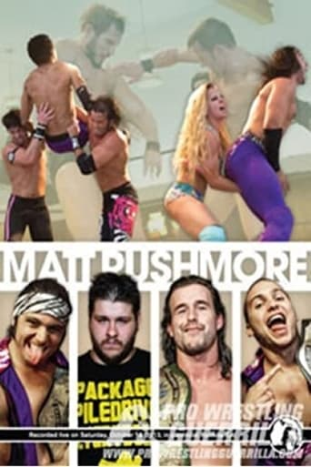 Poster of PWG: Matt Rushmore