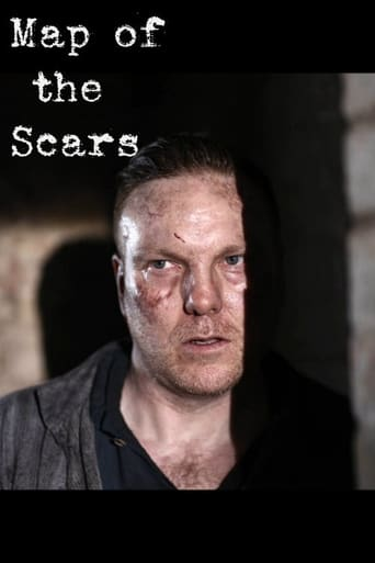 Poster of Map of the Scars
