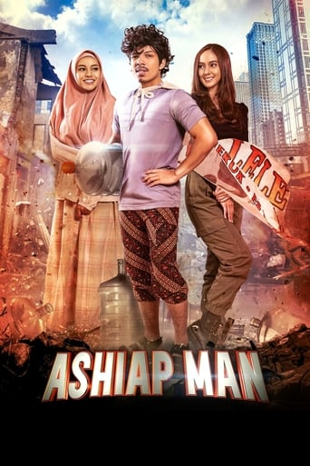 Poster of Ashiap Man