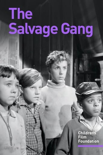 Poster of The Salvage Gang