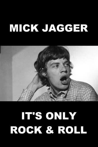 Poster of Mick Jagger - Whistle Test Special: It's Only Rock and Roll
