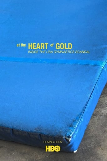 At the Heart of Gold: Inside the USA Gymnastics Scandal Movie Poster