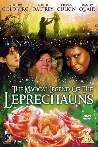 Poster of The Magical Legend of the Leprechauns