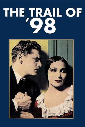 Poster of The Trail of '98
