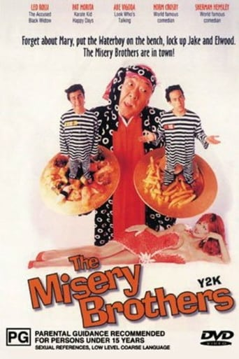 Poster of The Misery Brothers