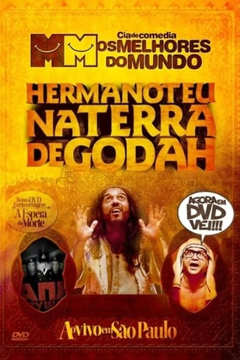 Hermanoteu na Terra de Godah - Poster