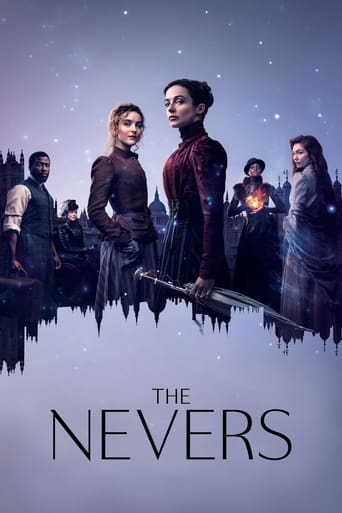 The Nevers 1ª Temporada Torrent (2021) Dual Áudio / Legendado WEB-DL 720p | 1080p – Download