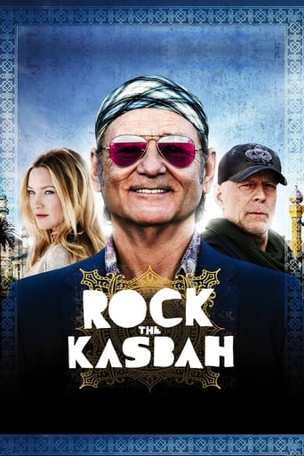 Poster of Rock the Kasbah