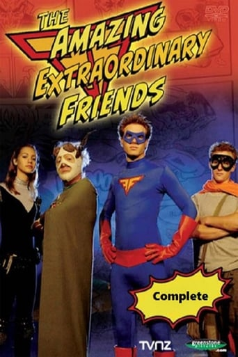 Capitulos de: The Amazing Extraordinary Friends