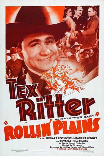 Poster of Rollin' Plains