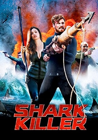 Poster of Shark Killer
